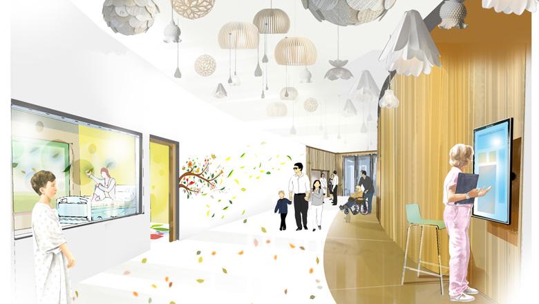 Children's Hospital Concept